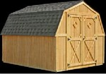 Better Built  Barn Storage Building
