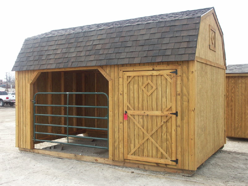 Better Built Livestock Shed