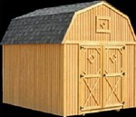 Better Built Lofted Barn