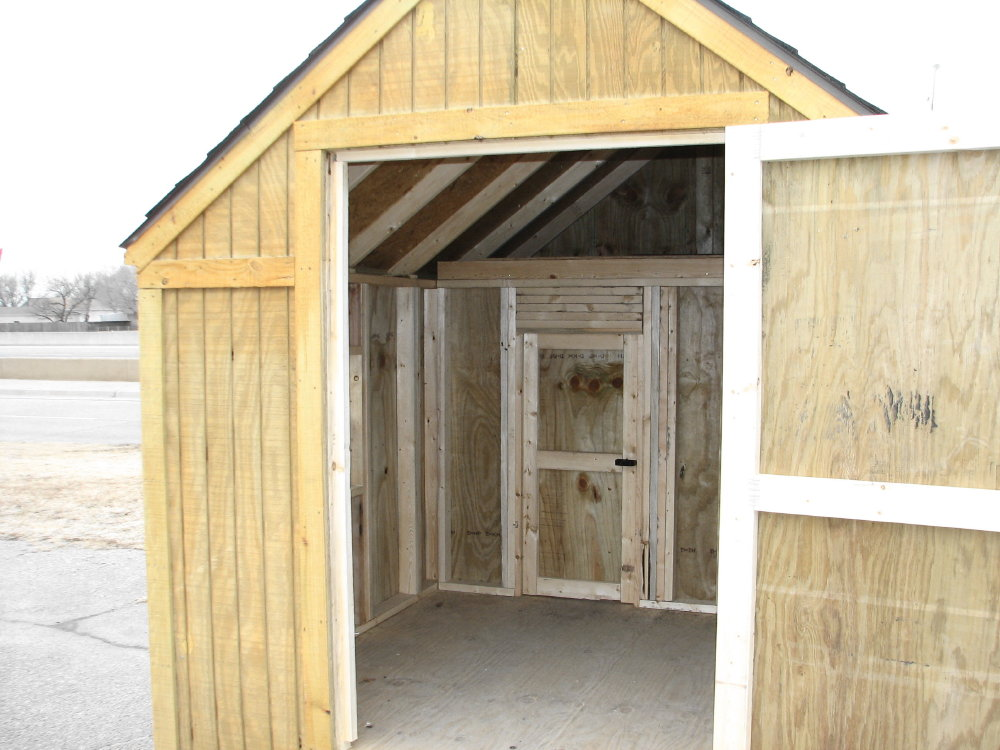 Better Built Playhouse Storage Building