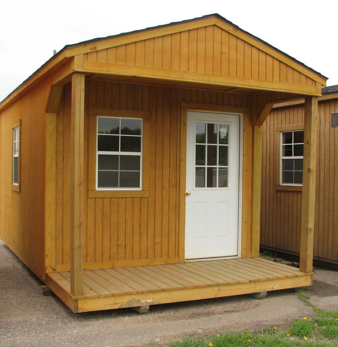 portable office by better built storage buildings