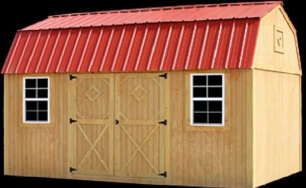 Better Built  Side Loft  Shed