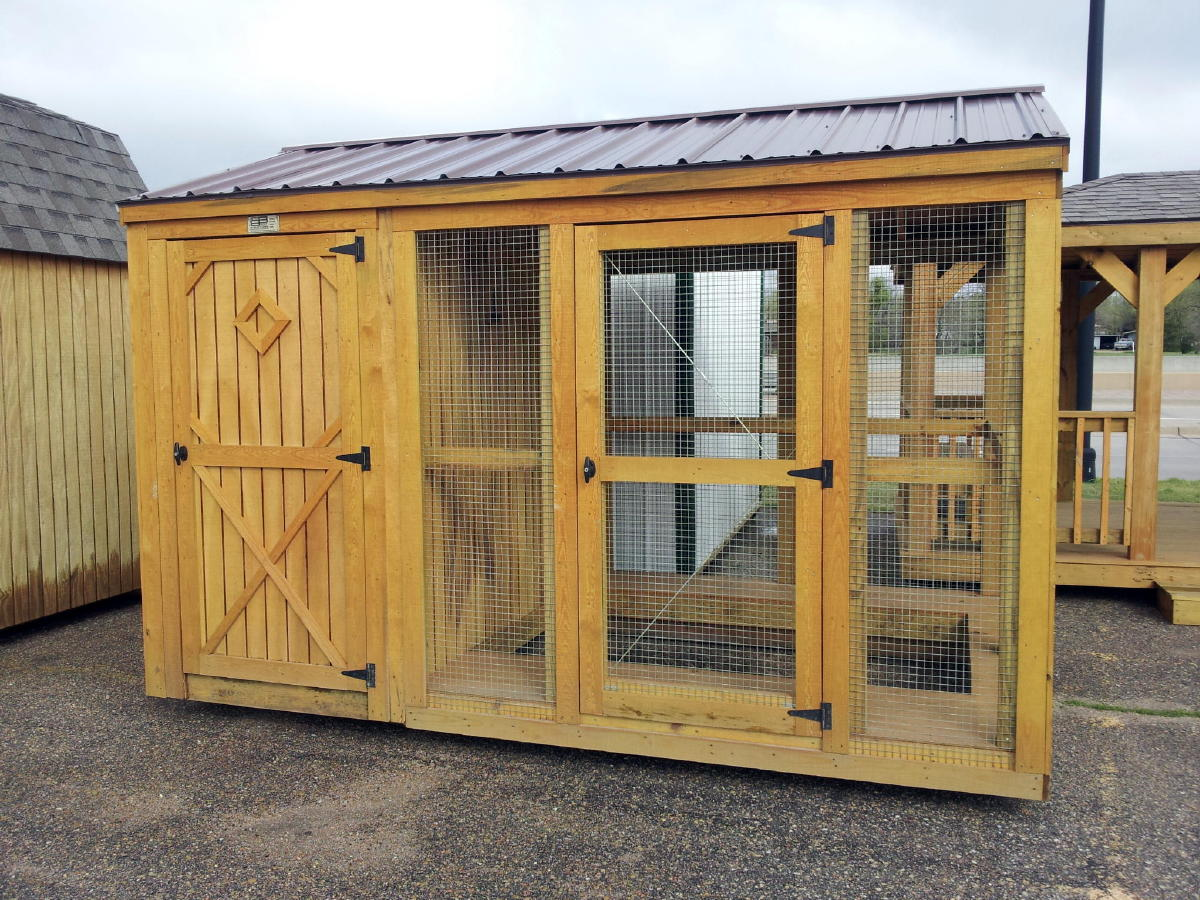 Portable Chicken Coops Amp Dog Kennels By Better Built